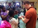 О визите Квон Джин нима на африканский континент