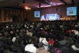Д-р Мун объявил 2012 год переломным годом для Кореи и других ведущих стран мира