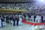 Вторая годовщина  Всемирной мемориальной Церемонии Сынхва (Вознесения) Преп. Мун Сон Мёна