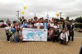"""Участники """"Шоссе мира - 2015"""" посетили Хабаровск"""