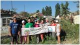 Волонтерский проект в Крымске