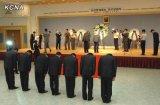 Руководство Северной Кореи выразило почтение преподобному Муну