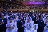 Церемония вселенского Благословения Хё Чжон 2017
