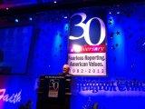 Банкет по случаю 30-летия Вашингтон Таймс