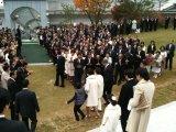 Памятная служба 40-го дня церемонии сонхва Истинного Отца