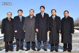Делегация Движения Объединения почтила память покойного Ким Чен Ира