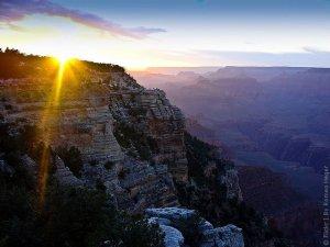 Лас-Вегас. Большой каньон - величайшее творение рук Бога