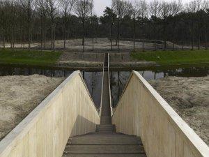 Мост Моисея в Голландии