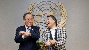 Перевод песни Gangnam Style (Оппан каннам стайл)