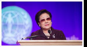 Женщины у истоков мира и Женская ООН Авеля