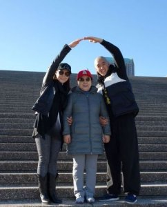 Поездка Истинной Матери по США