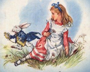 О книге. Алиса в стране чудес. Льюис Кэрролл