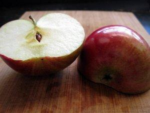 Что я понял,когда чистил яблоко.