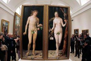Чек-лист от Бога для Адама и Евы