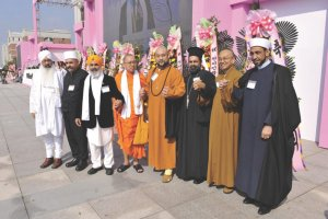 Путь к миру начинается с молитвы