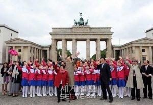 18 мая, Берлин, Германия
