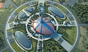 Парк мировых религий