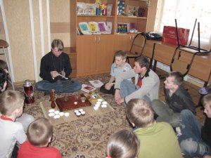 Нижний Новгород: проект в детском реабилитационном центре
