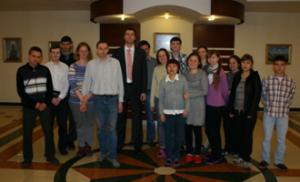 Серия одновневных семинаров по Принципу в марте-апреле 2012 года