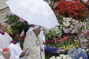 Папа римский Франциск готов отказаться от католического календаря в праздновании Пасхи