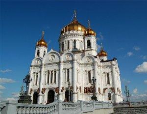 На поддержку Храма Христа Спасителя в этом году выделено 218 млн руб