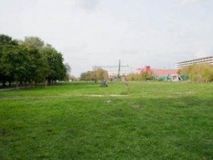 На Волжском бульваре в Москве вместо мечети разобьют парк