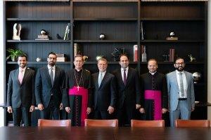 Высший комитет человеческого братства представил проект семейного Авраамова дома
