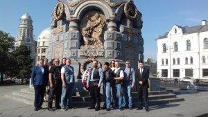 Миротворцы отправились в путь по городам Болгарии