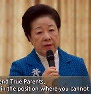 Обращение Истинной Мамы во время встречи мировых лидеров 27 октября 2014 года