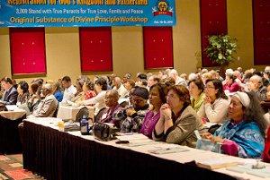 Завершился семинар по Изначальному Божественному Принципу в Атлантик-Сити
