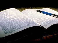 В Болгарии проходит акция по переписыванию Библии на разных языках