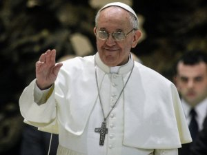 Папа Франциск призвал христиан к продвижению по пути к единству